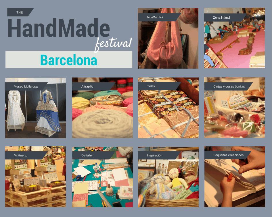 HMF Barcelona crónica Hand Made Festival