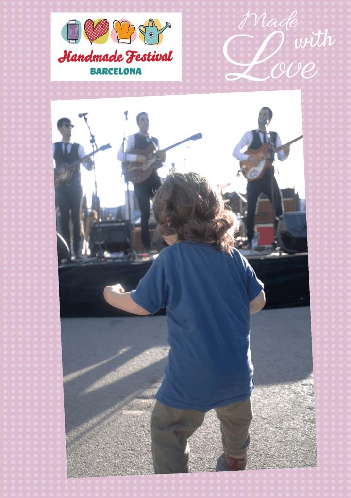 Conciertos en Hand Made Festival