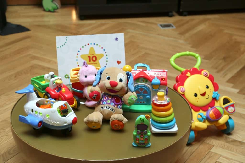 Fisher Price Blogers