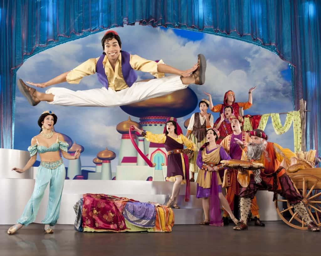 Disney musical aladdin