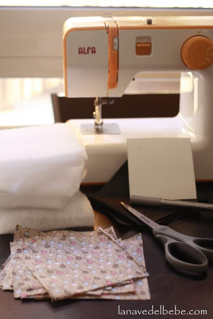 coser paso a paso juguetes