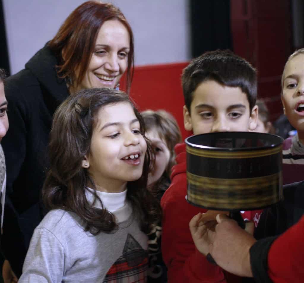 talleres niños 7 años barcelona