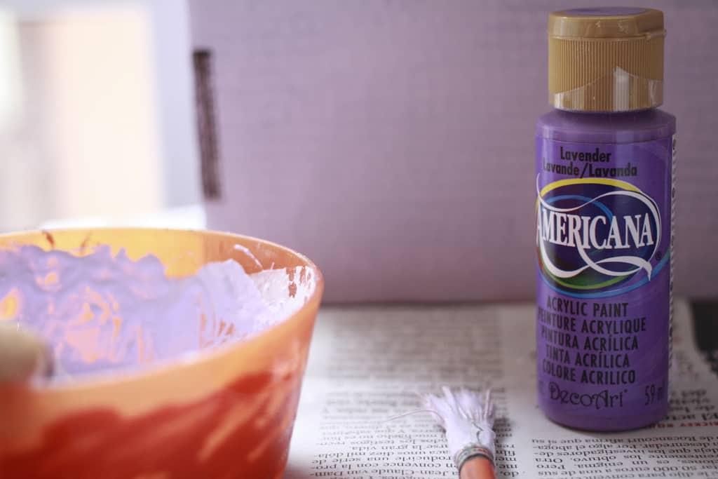 como hacer pintura de pizarra