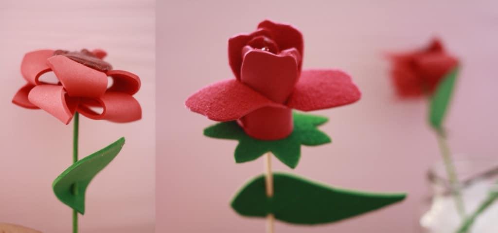 Como Hacer Flores De Goma Eva Great Moldes Para Flores Con Goma Eva