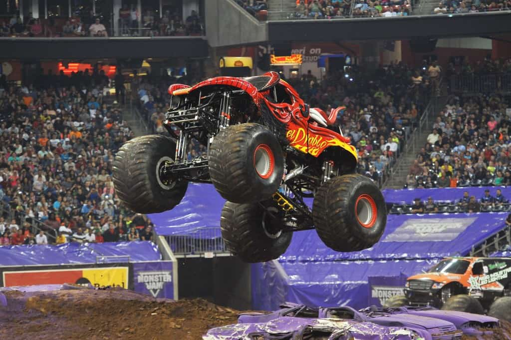 entradas gratis para monster jam trucks