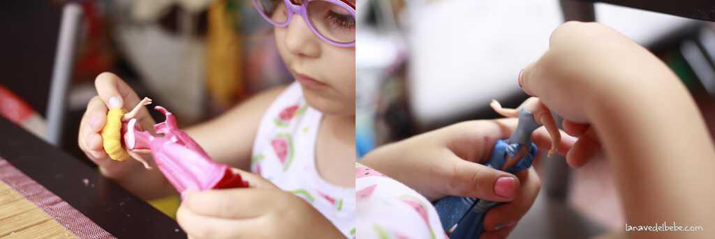 comprar mueñcas magicip princesas disney
