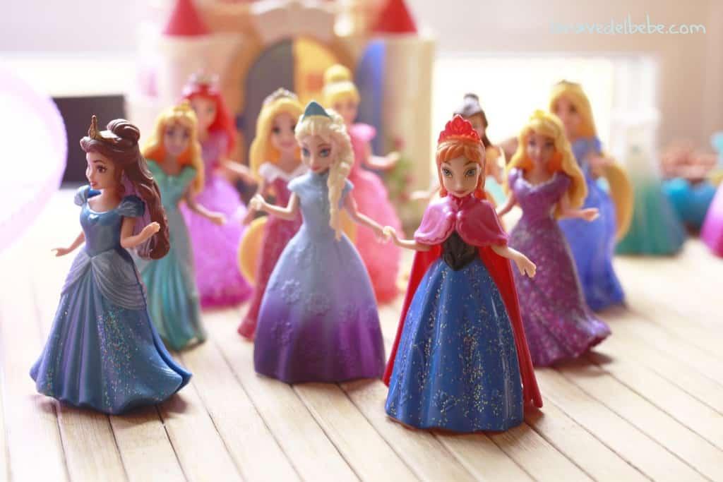 muñecas magicli princesas