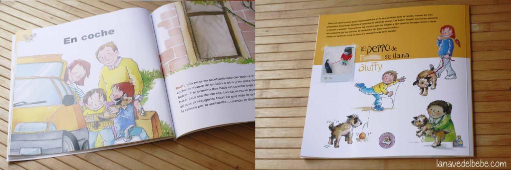 cuentos personalizado perro