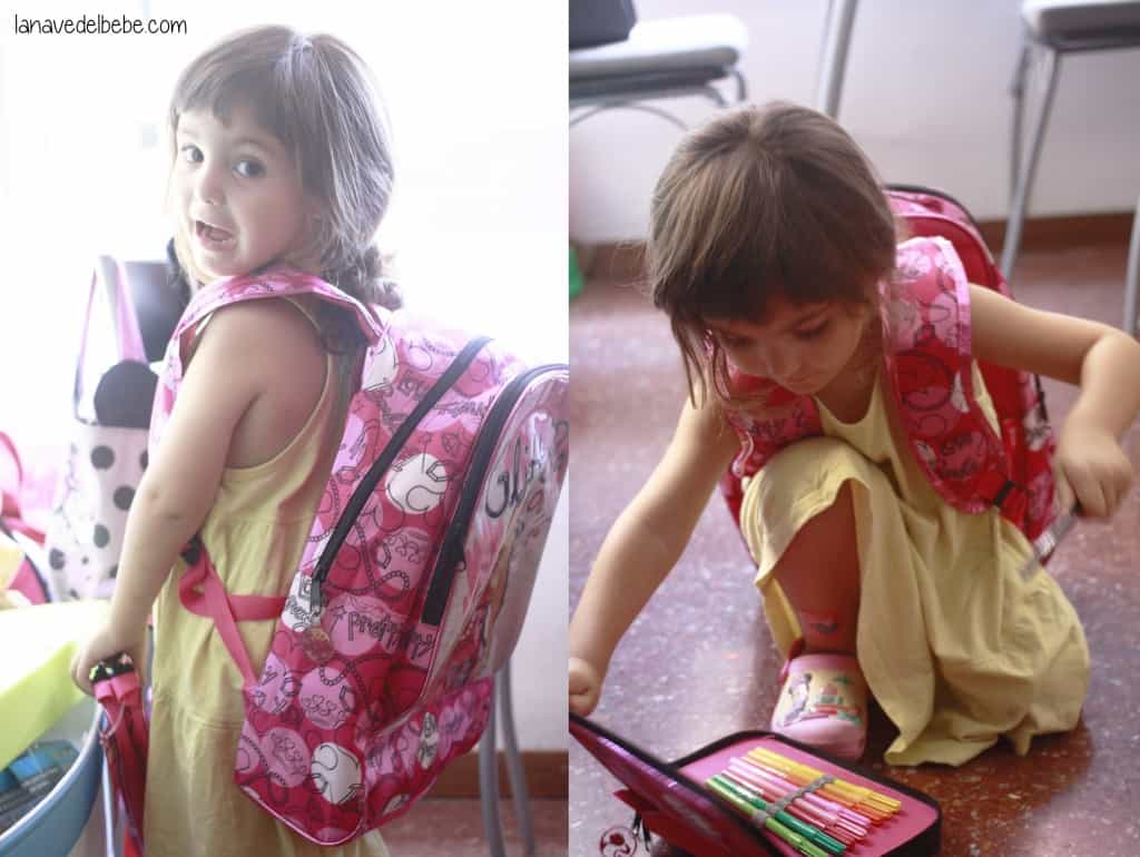 Barbie Mochila
