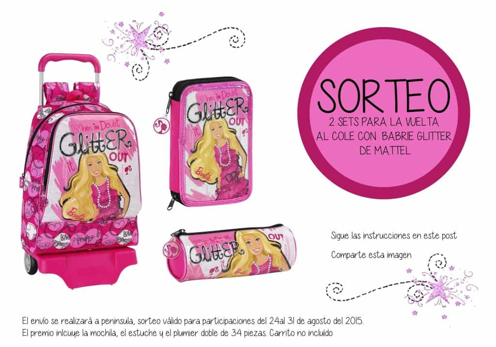 SORTEO DE BARBIE