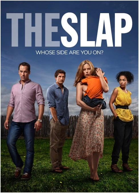 Serie The Slap la bofetada
