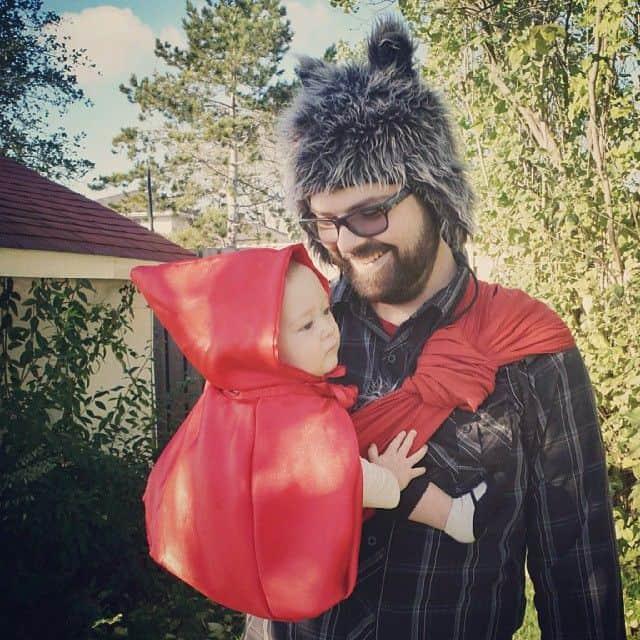 disfraces frikis para bebés