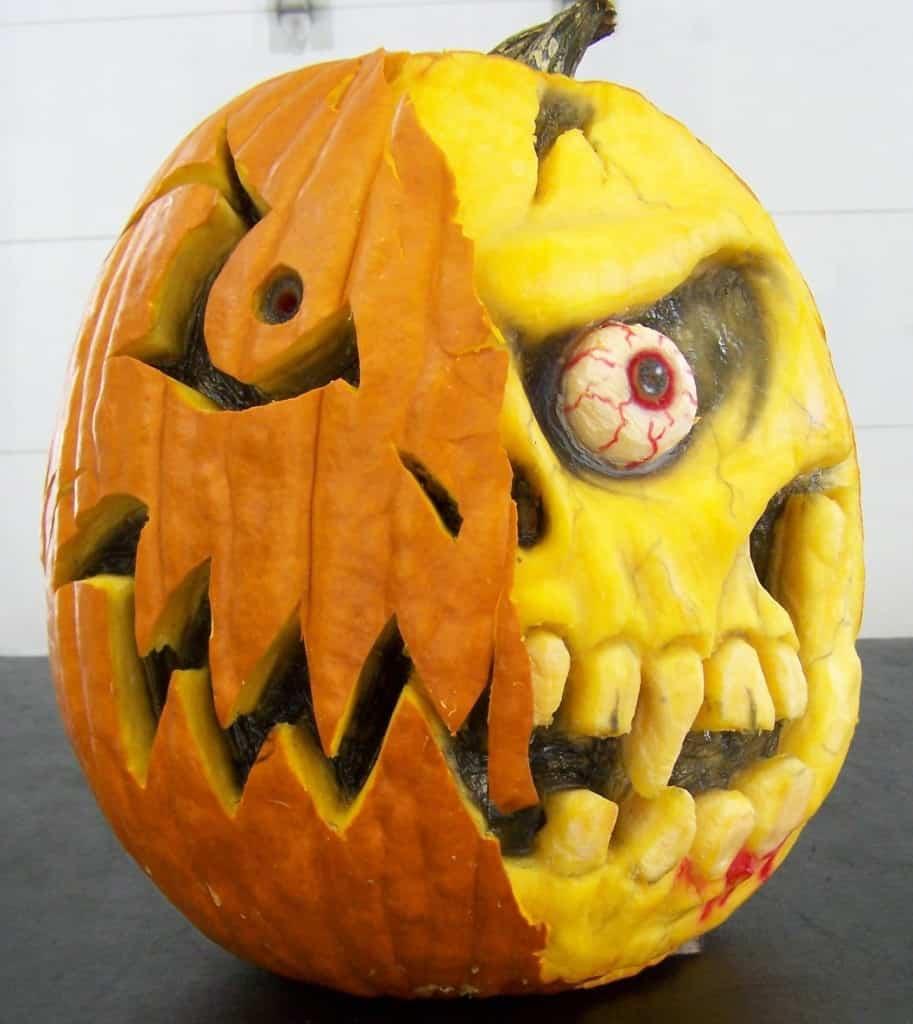 las mejores calabazas para halloween