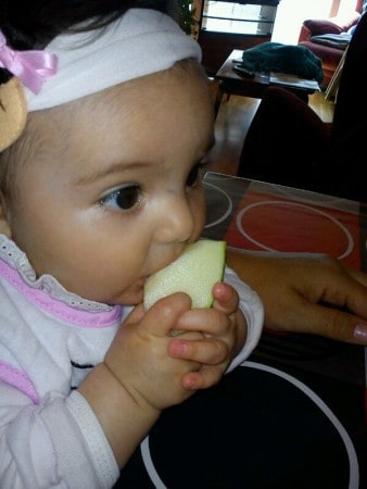empezar con baby led weaning