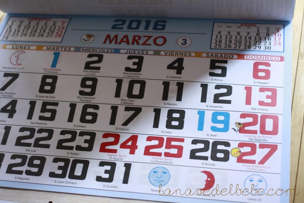 calendarios personalizados pare regalar 2