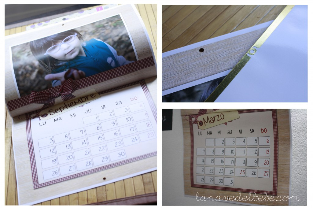 calendarios personalizados pare regalar 3