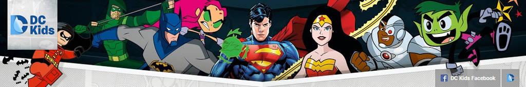 videos de DC para niños