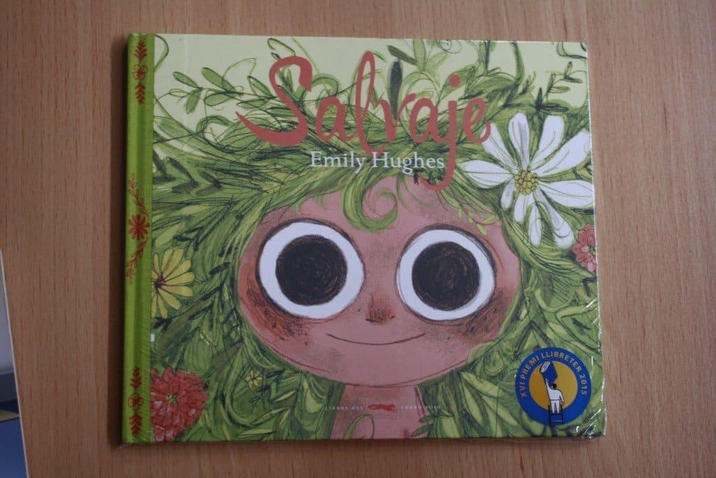 libros preciosos para niñas salvajes