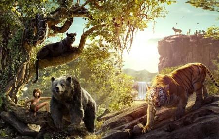 El libro de la selva personajes