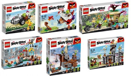 Lego Angry Birds imagenes