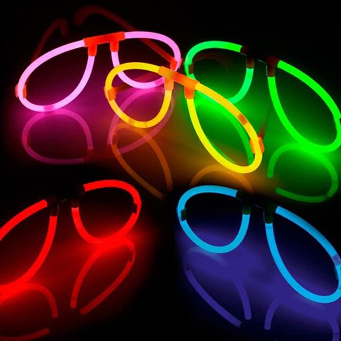 comprar gafas fluorescentes