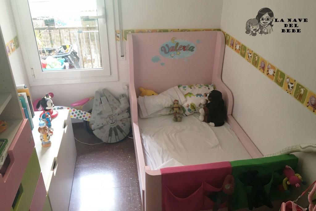 habitación infantil pequeña
