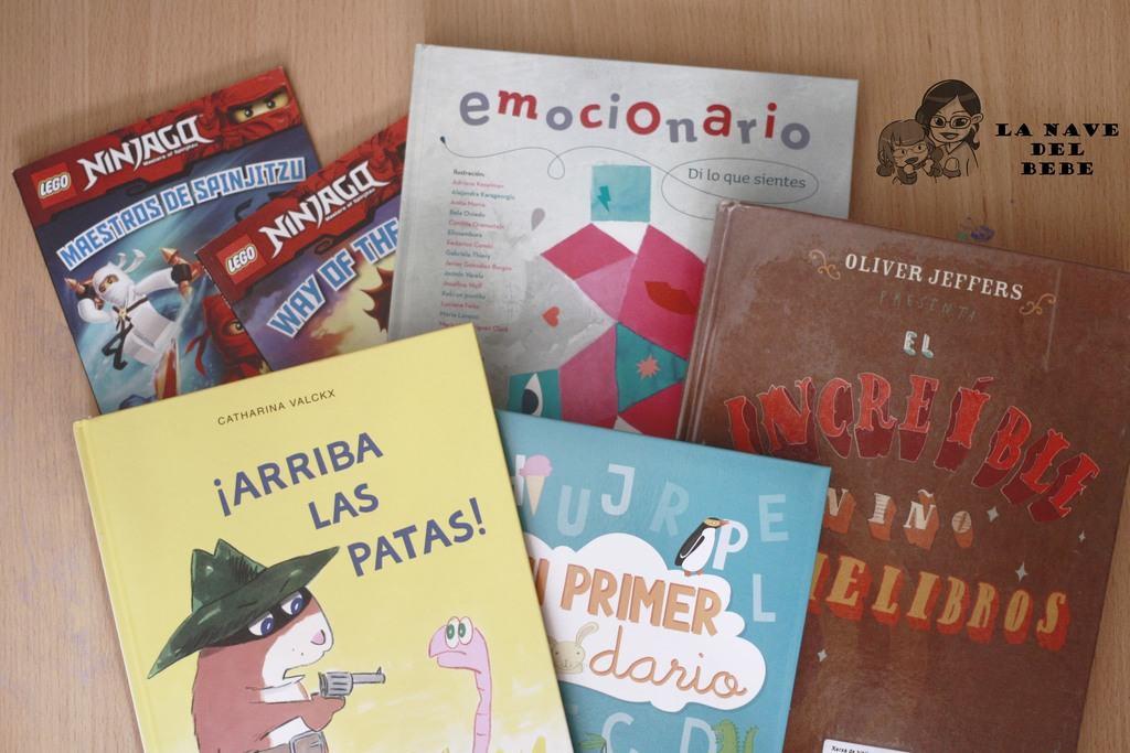 libros de verano para 3 años