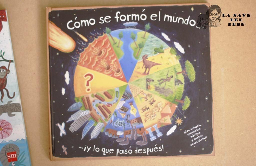 Libros para niños sobre la evolución y el universo