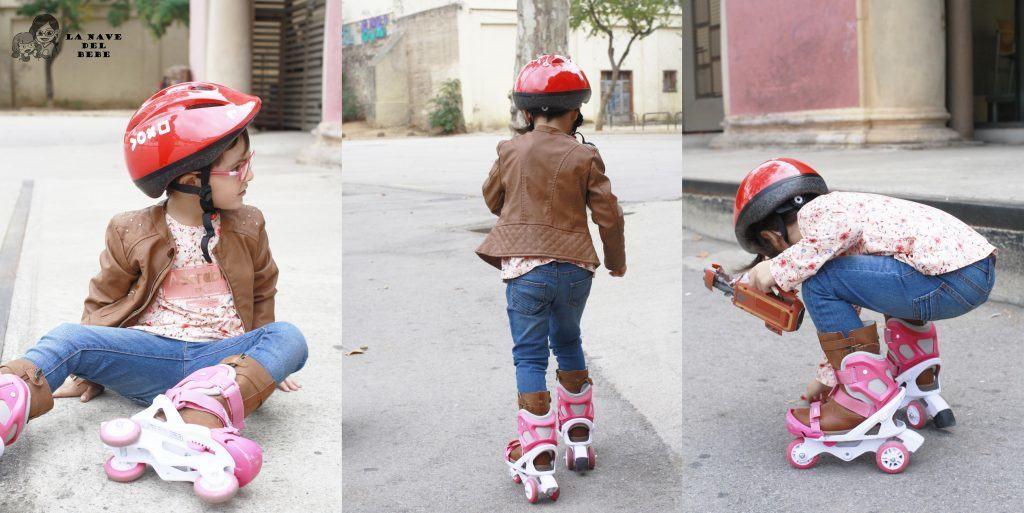 primeros patines para niño 4 años