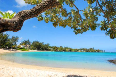 Isla mauricio playas