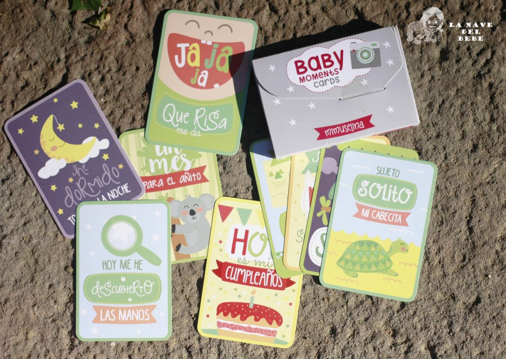 baby moments cards