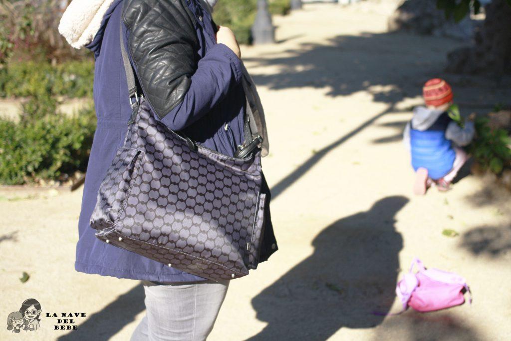 bolso de maternidad bonito