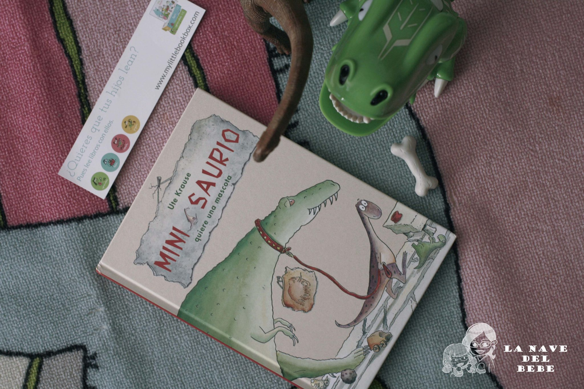 ibros-recomendados-4-anos-mini-saurio
