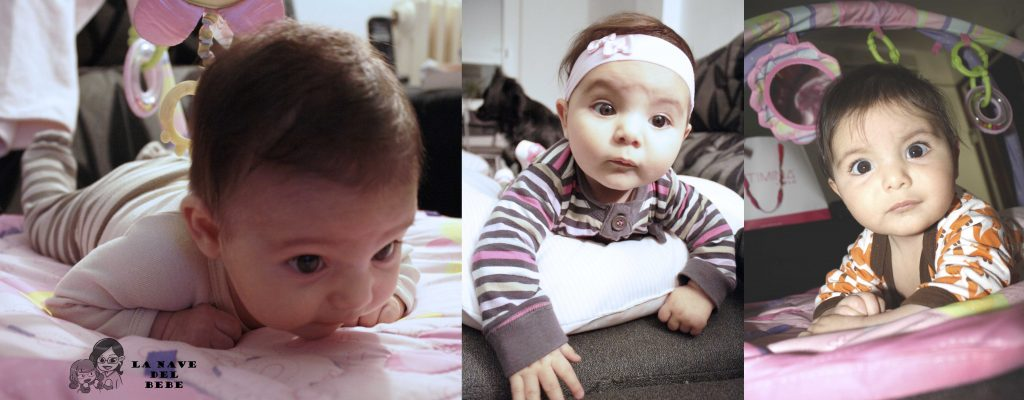 tummy time en bebés