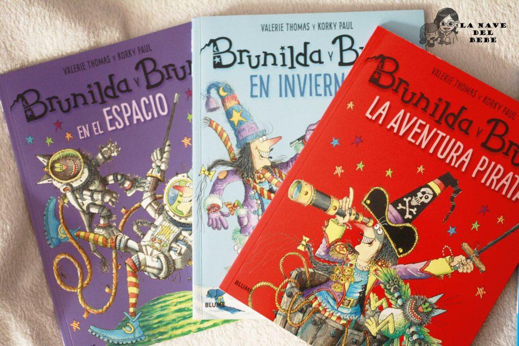 Brunilda y Bruno opinion