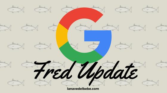 Actualización Fred Google