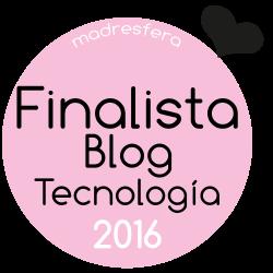 Finalista Tecnología 2016 Madresfera