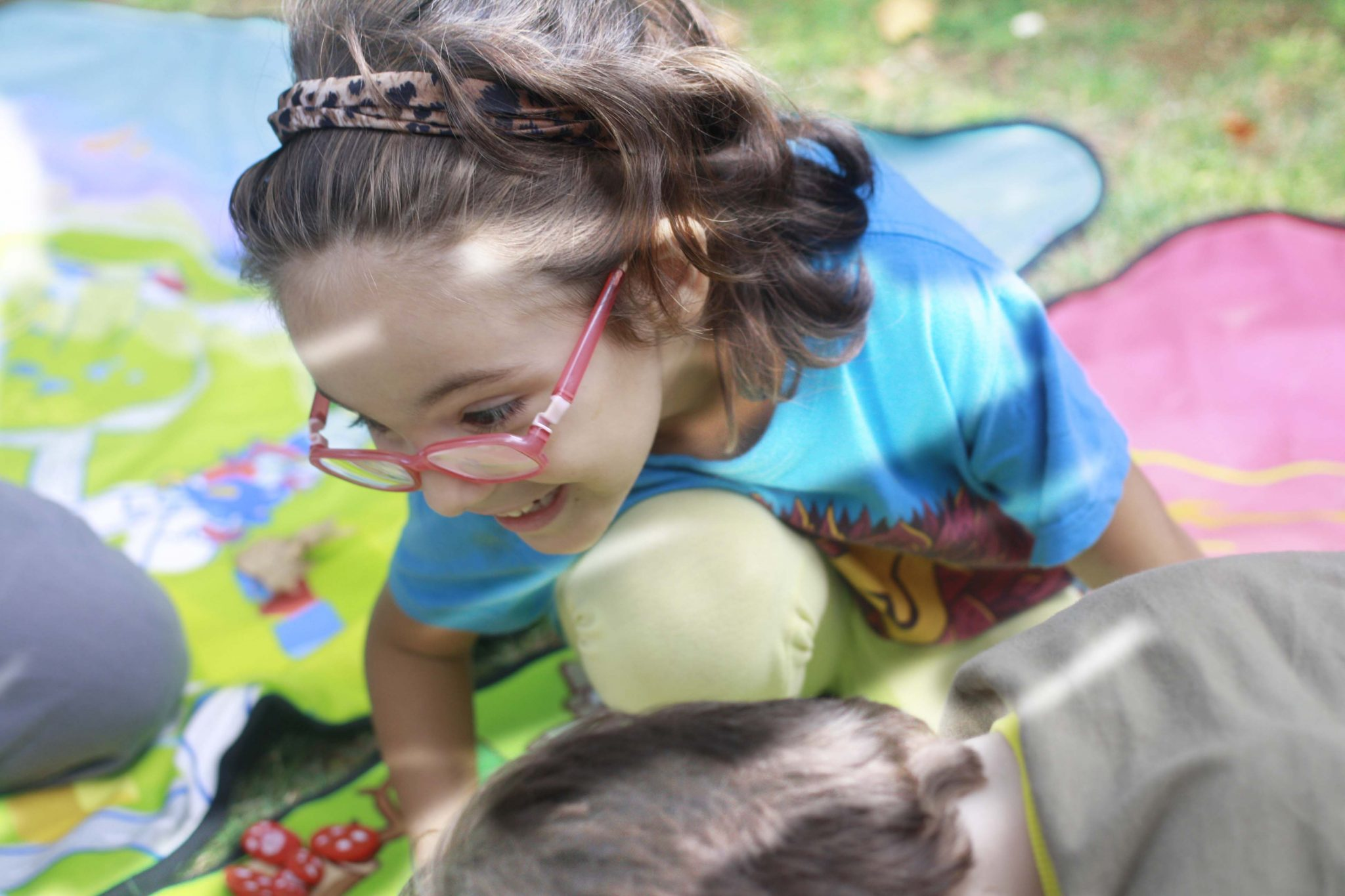 Manta para picnic personalizada 6