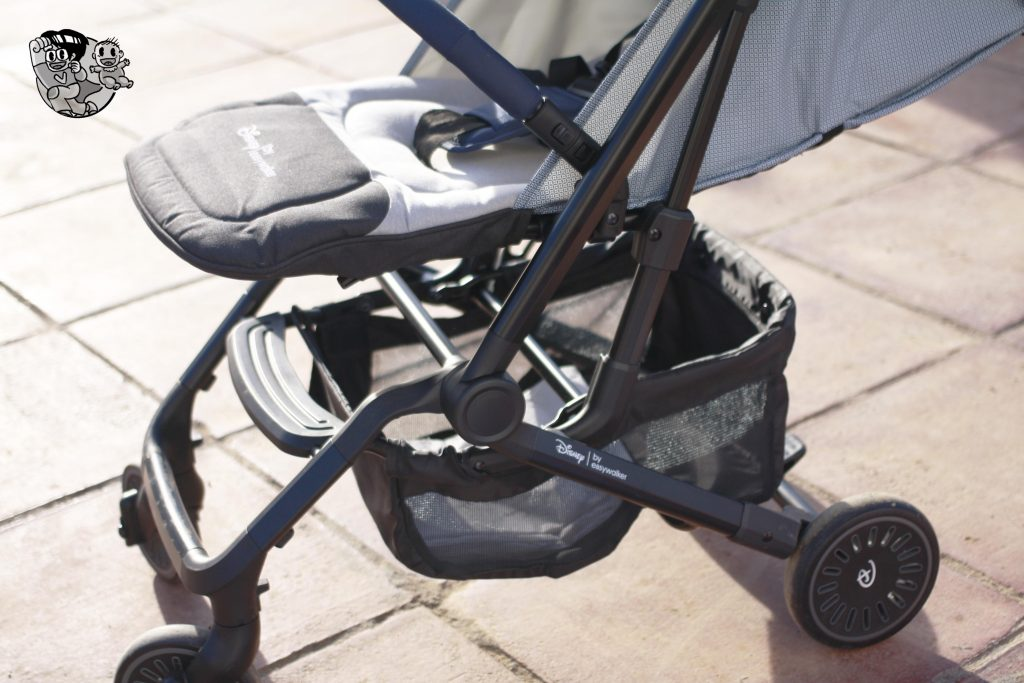 silla ligera buggy XS eastwalker