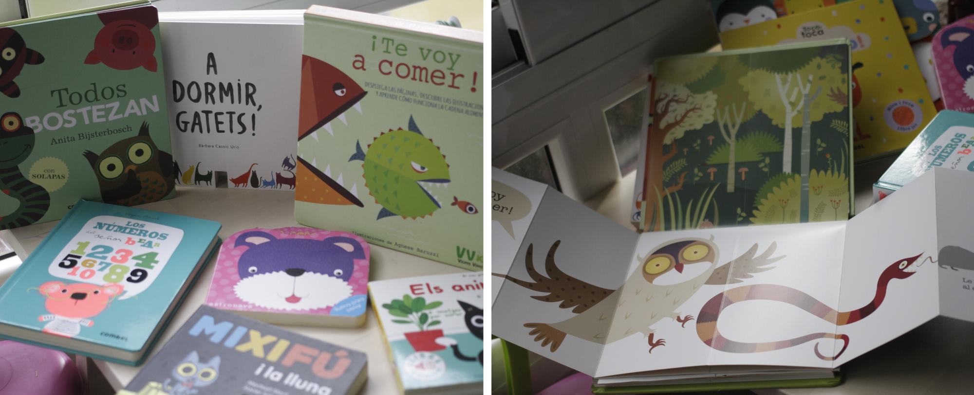 selección de cuentos para bebés