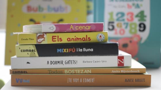 selección de cuentos para 1-2 años